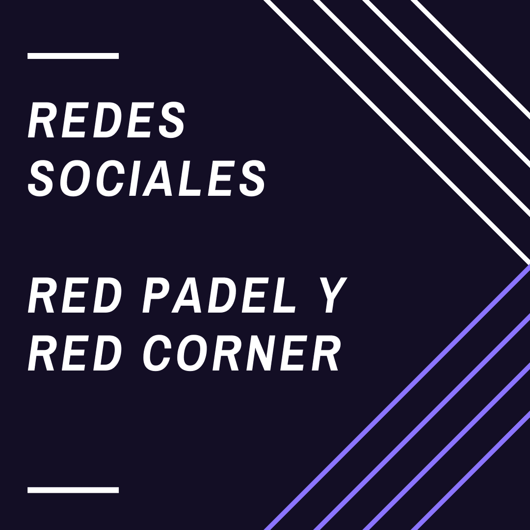 redes sociales red padel